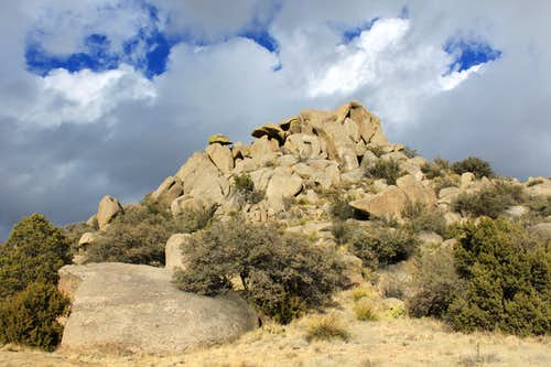 pile of rocks again...
