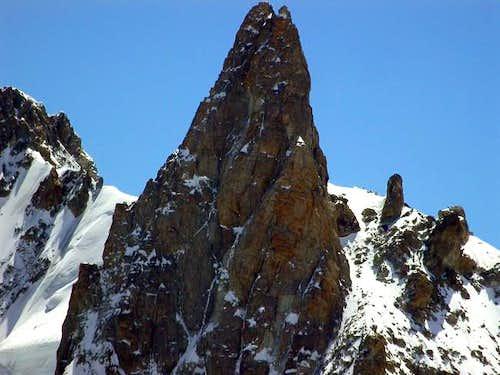il Dente del Gigante (4013 m.)