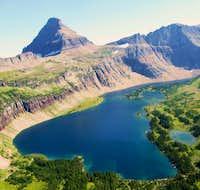 Hidden Lake Heaven
