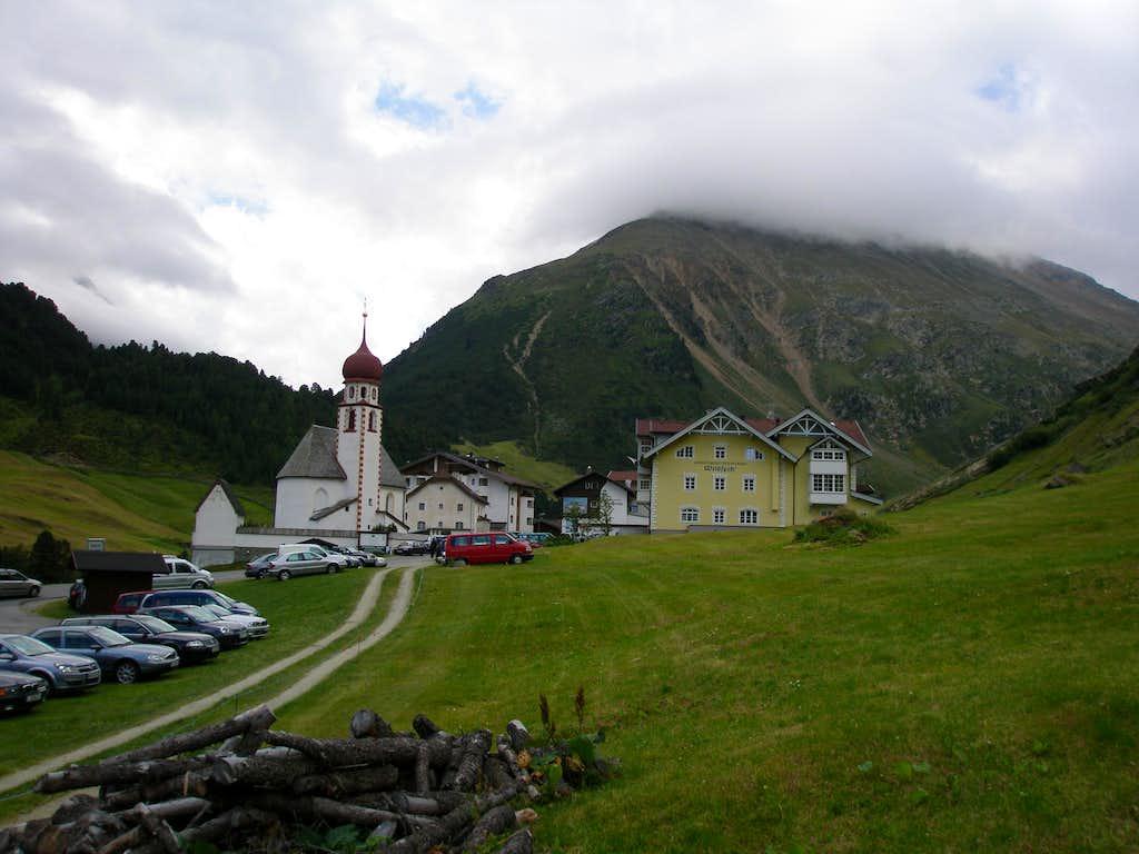 Vent (1900 m)