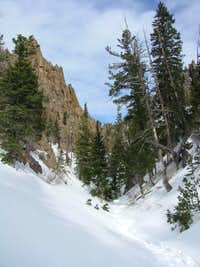 Snowshoeing the Forsyth approach to Signal Peak