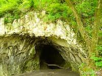 Teddy Bear cave