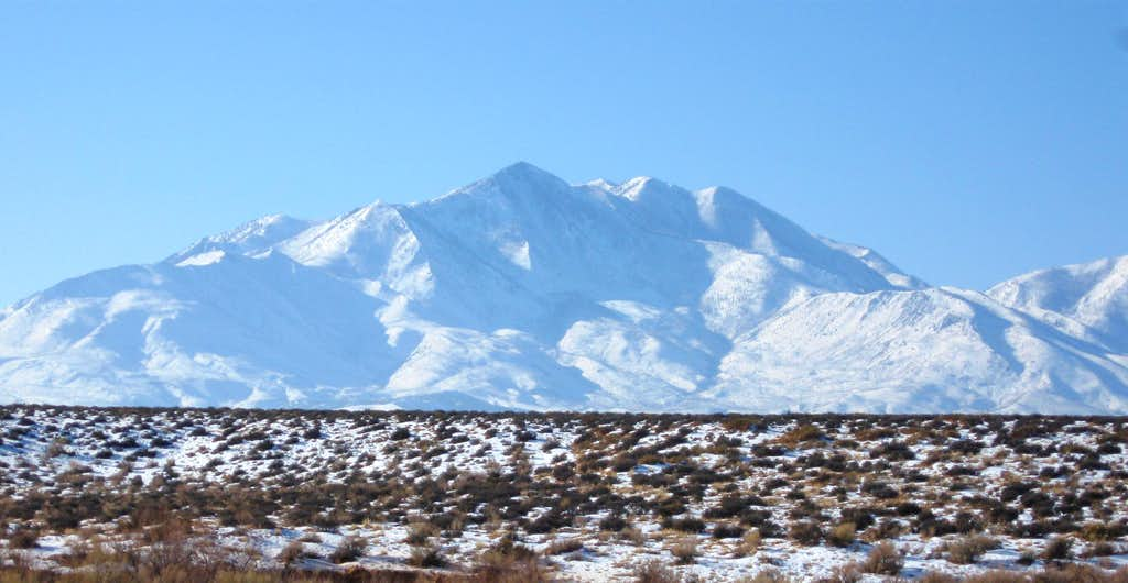 Mount Hillers
