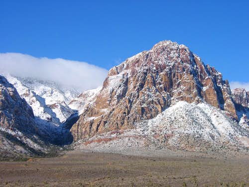 Juniper Canyon Scramble