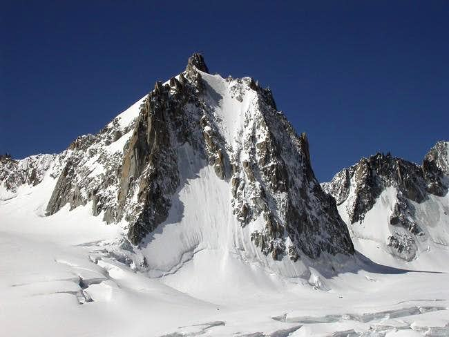 Decorps-Perroux Couloir (North Couloir)