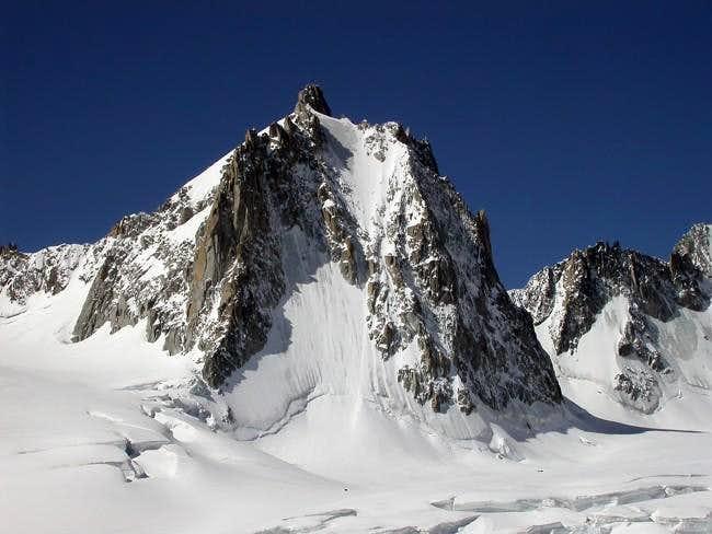 la Tour Ronde (3792 m.)