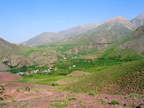 Village of Nahiyeh