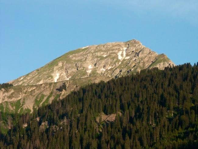 Mont de Grange, Chablais...