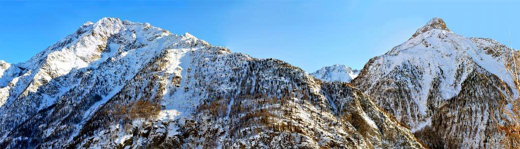 Ouverture  au Mont Faroma