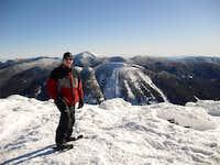 Algonquins winter summit