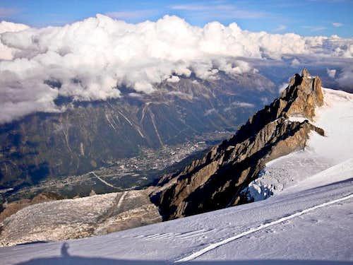 Aiguille du Midi, Chamonix, Aiguilles Rouges
