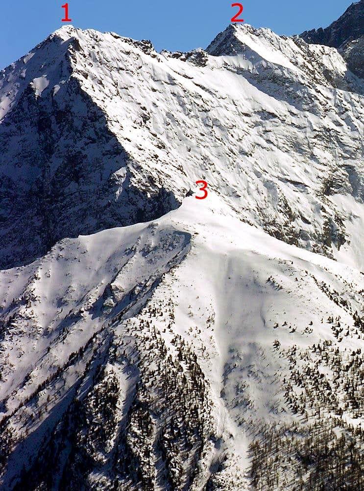 Mont Père Laurent