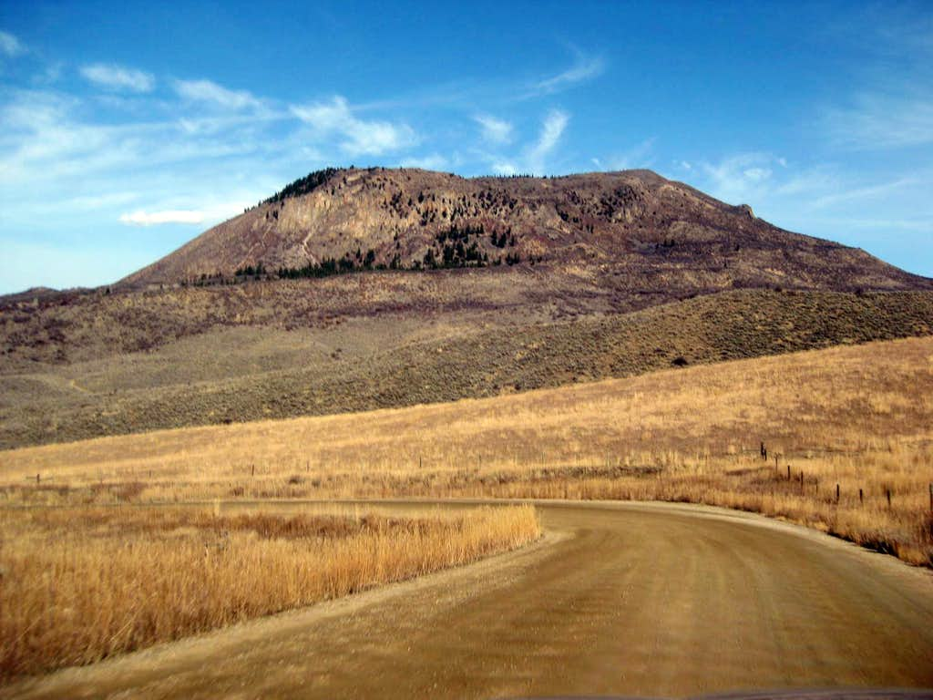 The Sleeping Giant (Elk Mountain)
