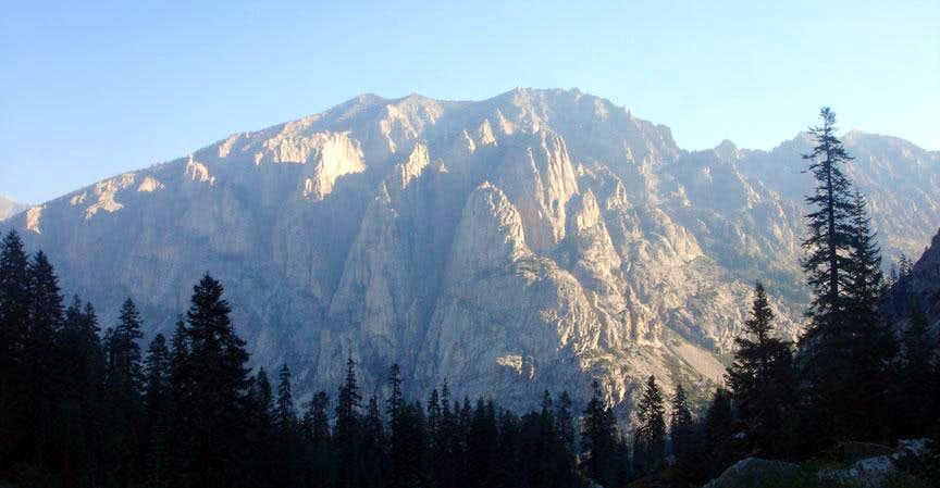Mt. Bago South Face