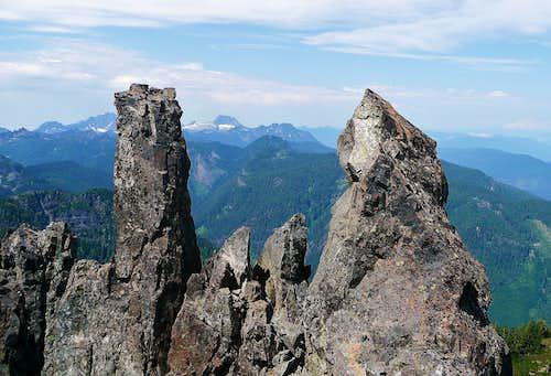 Mt Forgotten