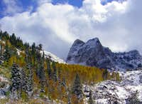 Some Fall Colors and Sundial Peak