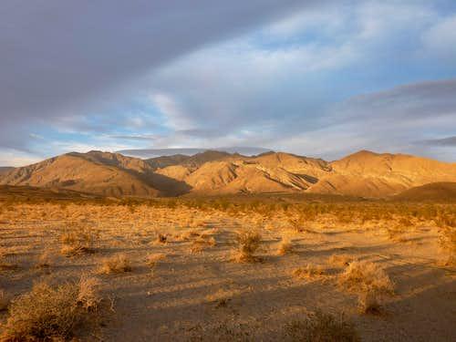 Santa Rosa Mountains