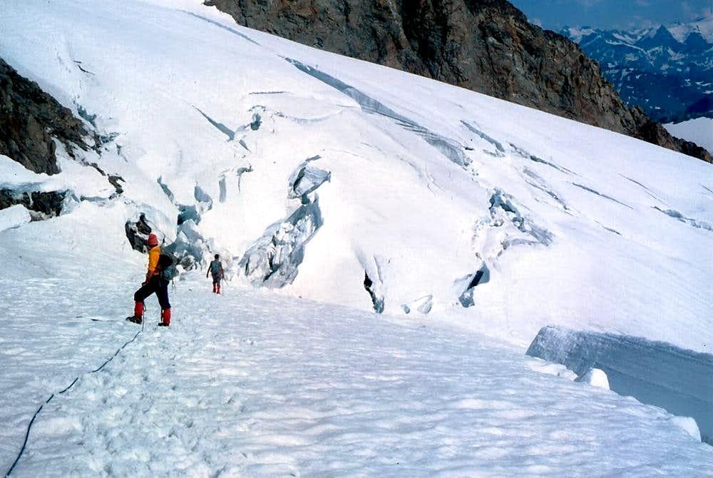 Dôme de Neige des Glaciers