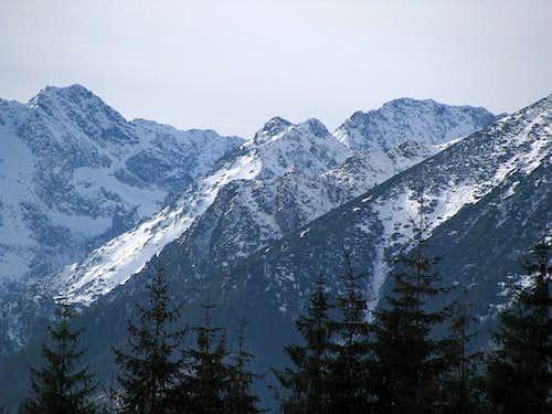 Polish peaks
