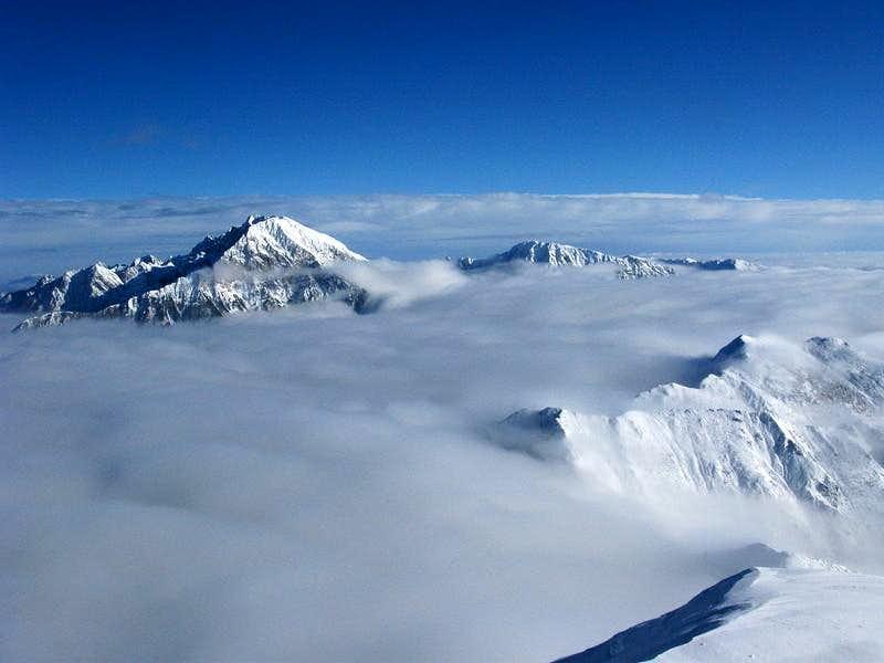 Amazing view from Storžić summit