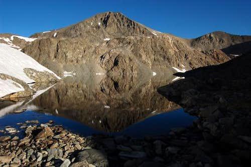 Mt. Goddard Morning Reflection