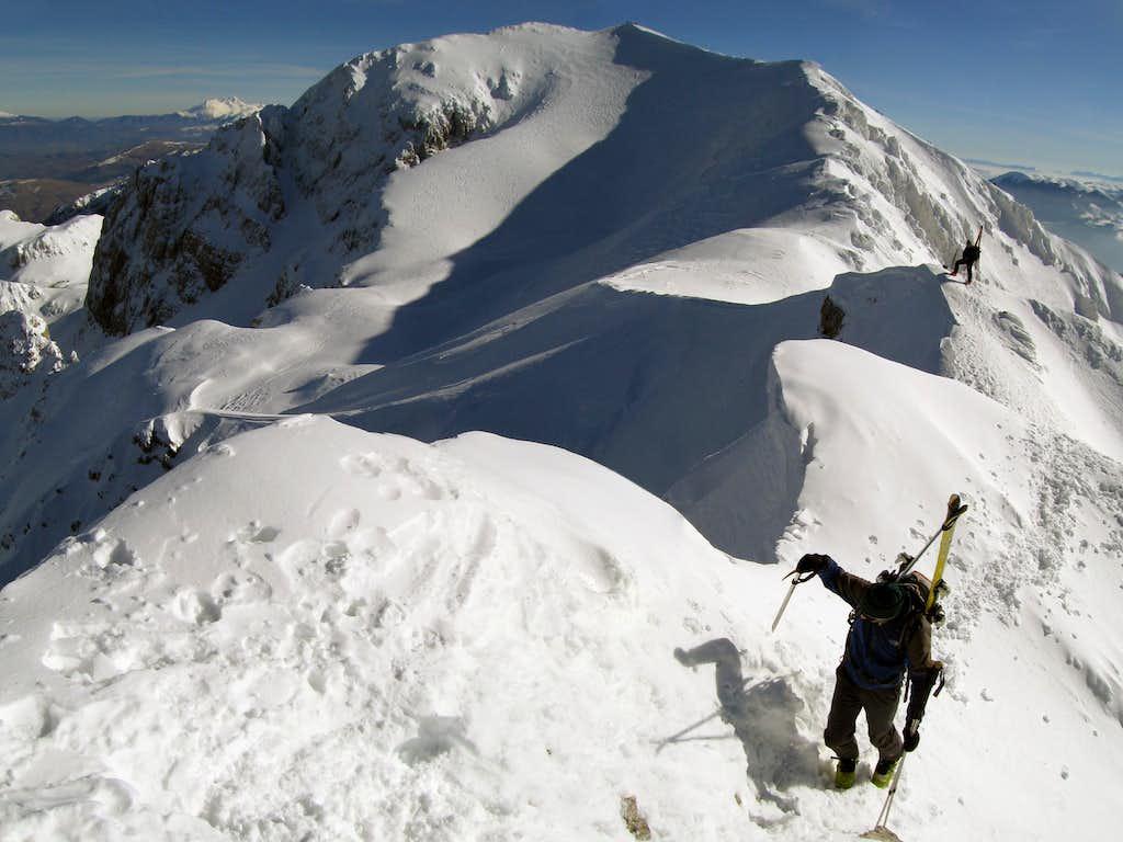 Sassetelli ridge