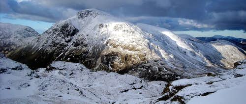 Great Gable and Green Gable