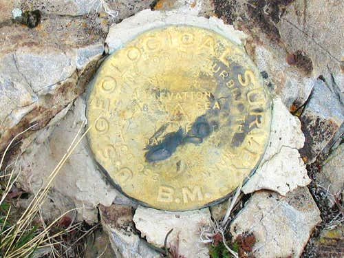 Cat Hill Benchmark (UT)