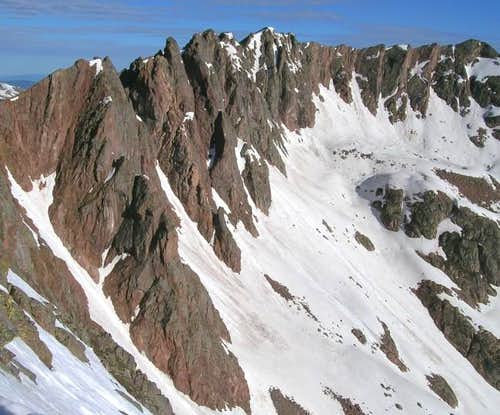 "The ""Grand Traverse"" from..."