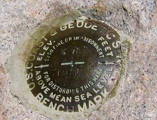Mt. Whitney Benchmark (CA)
