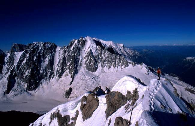The Droites and the Aiguille...