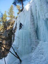 Spearfish Ice