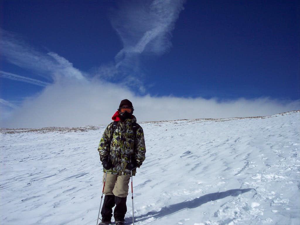 St. Mary's Glacier, CO