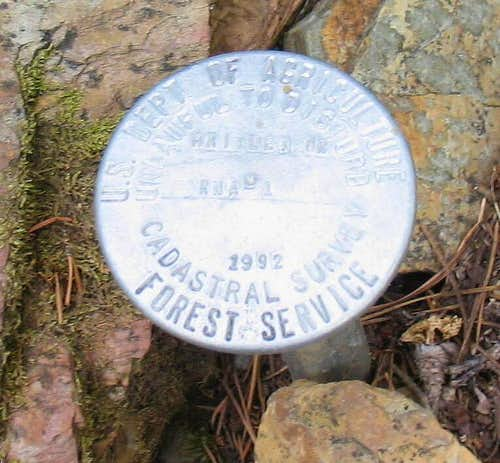 Snyder Hill Benchmark (WA)