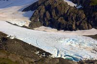 Shakespeare Glacier
