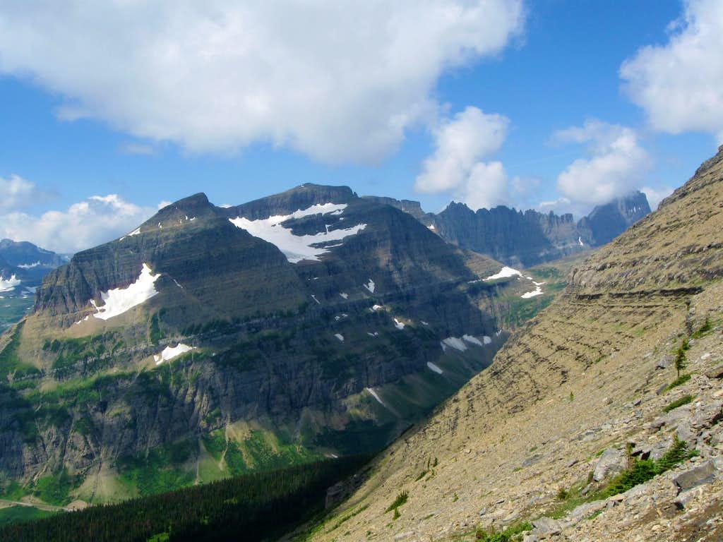 Piegan Mountain