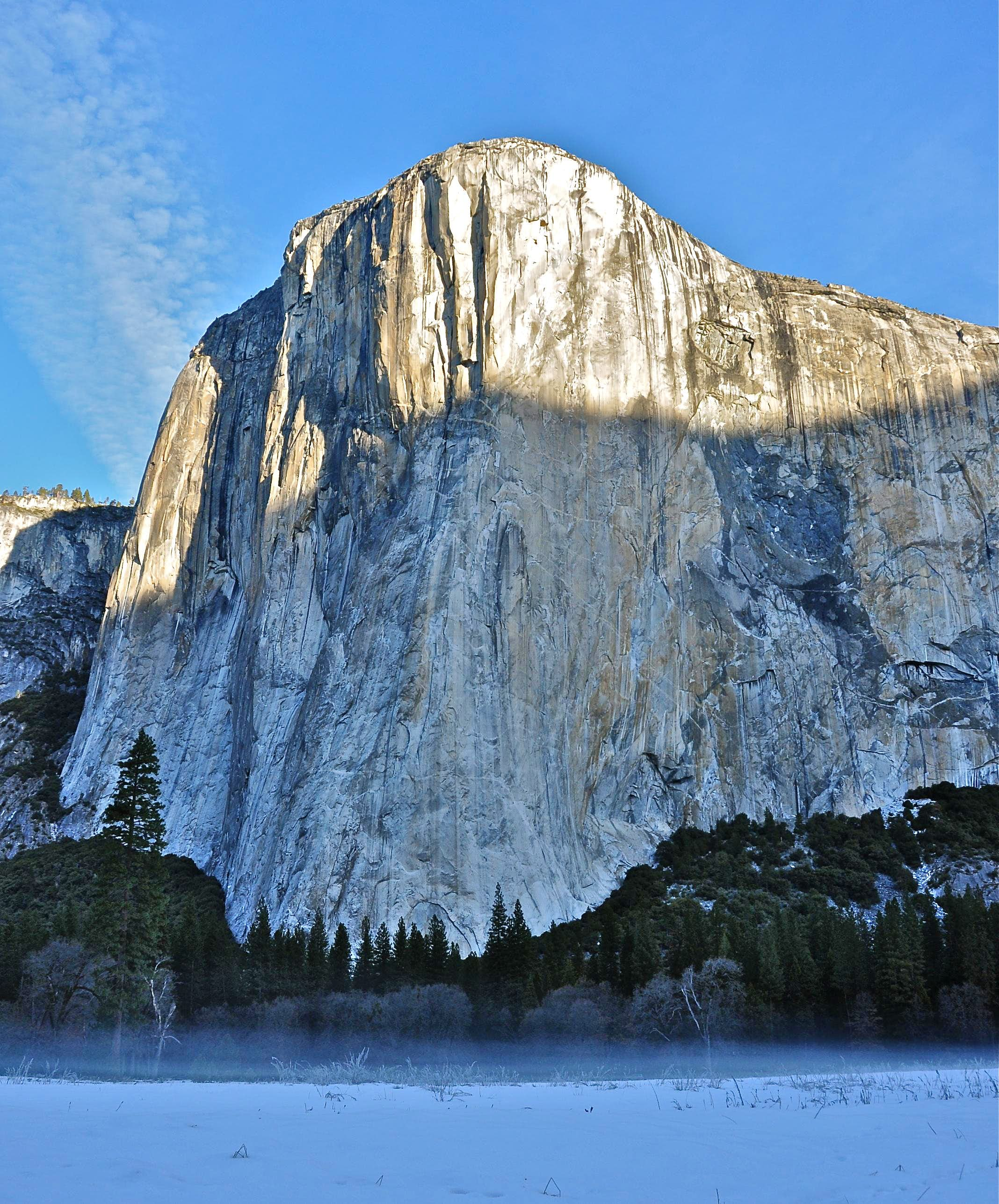 El Cap, The Big Stone
