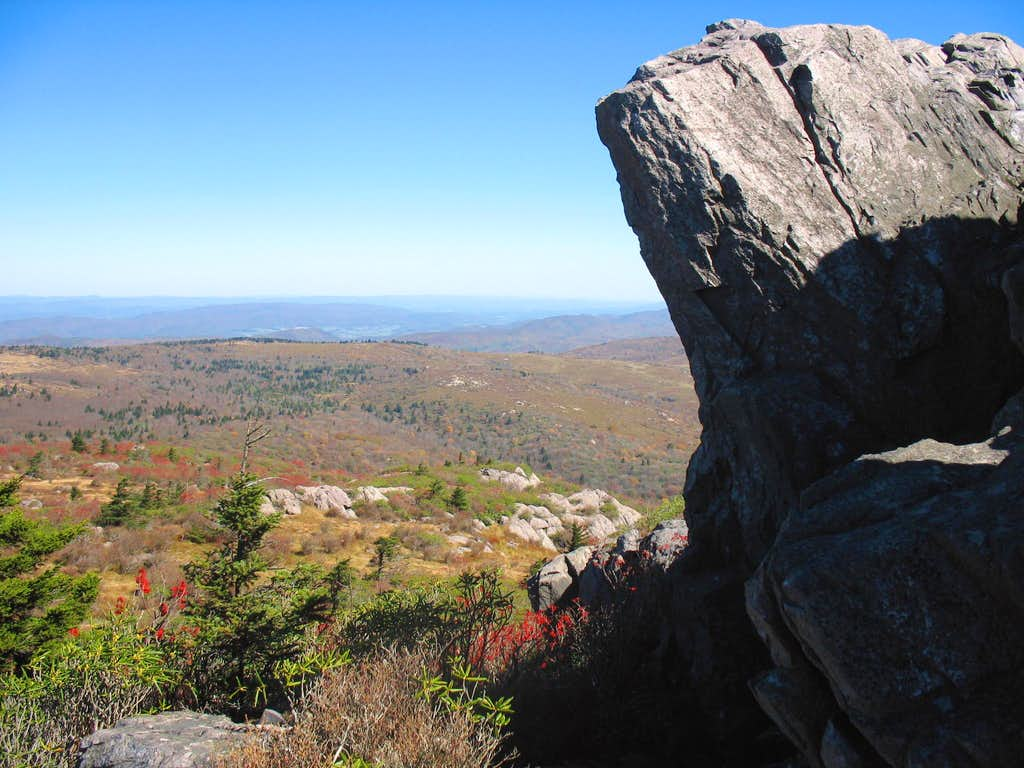 Wilburn Ridge Outcrop