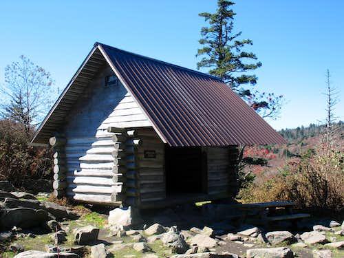 Thomas Knob Shelter