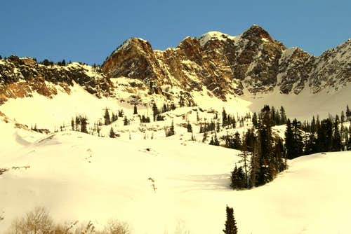 Mount Superior & Mount Cristo