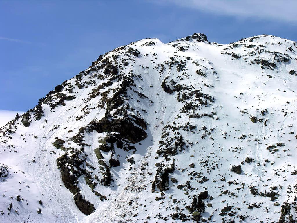 Torre Tonda or Tour Ronde