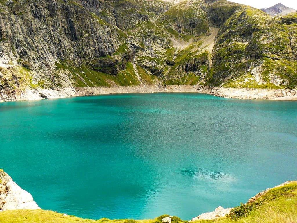 Pouchergues lake