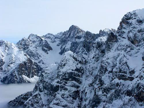 Škrlatica (2.740 mtrs)