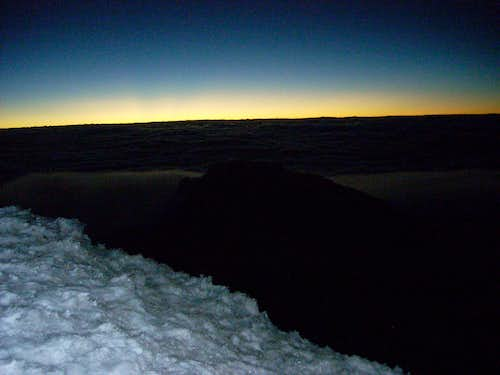 Mountain Cotopaxi