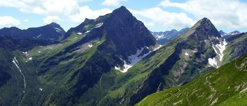Tagliaferro's triade from East