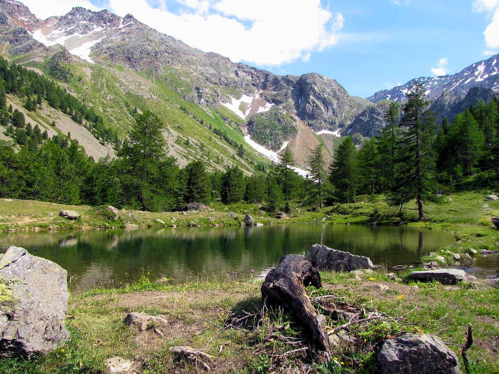 Punte del Lago Gelato