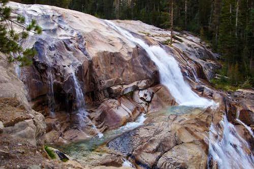 Bubbs Creek Falls