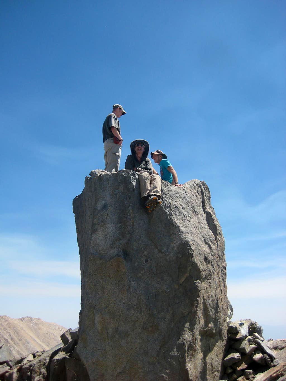 Two Eagle Summit Block