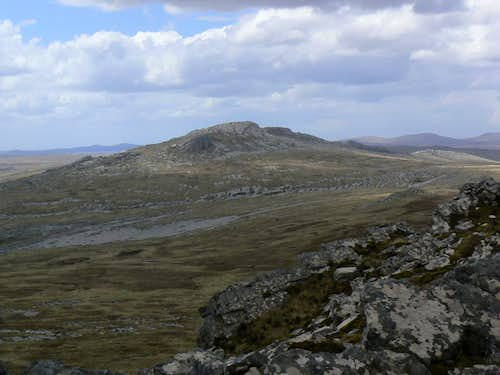 Two Sisters SW Aspect