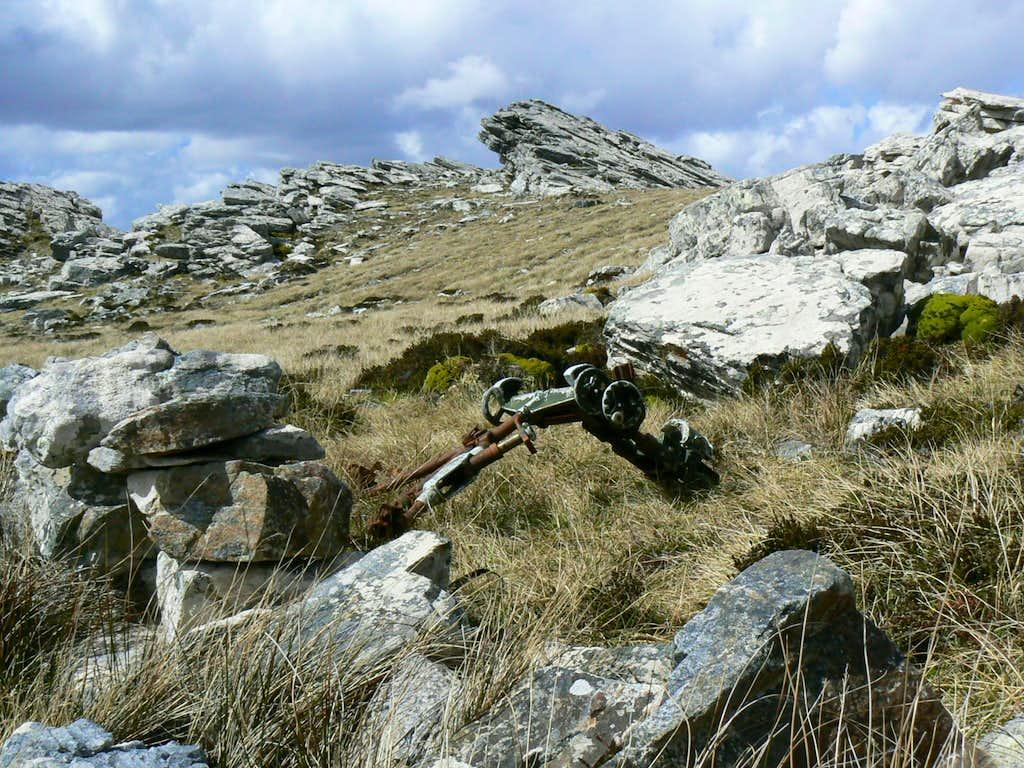 Mt Harriet Bunker